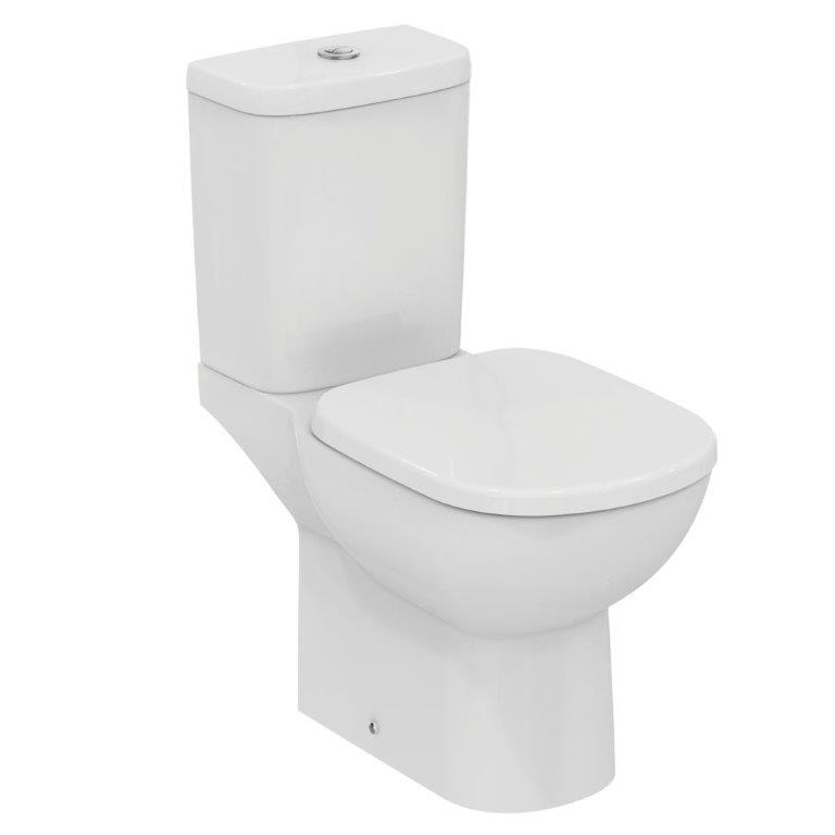TEMPO - WC MONOBLOK IZPUST V ZID
