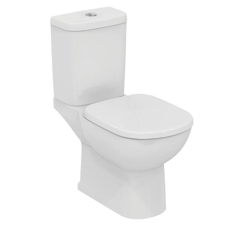 TEMPO - WC MONOBLOK IZPUST V TLA