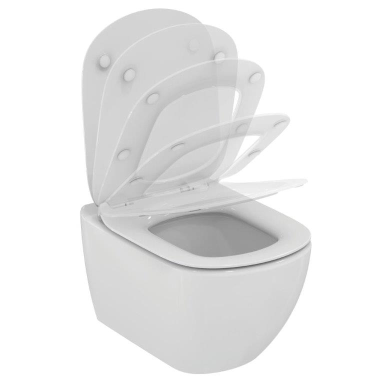 TESI - WC DESKA SOFT-CLOSE